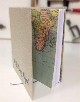 Libro de Firmas Mapa