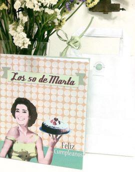 Álbum a Medida Los 50 de Marta