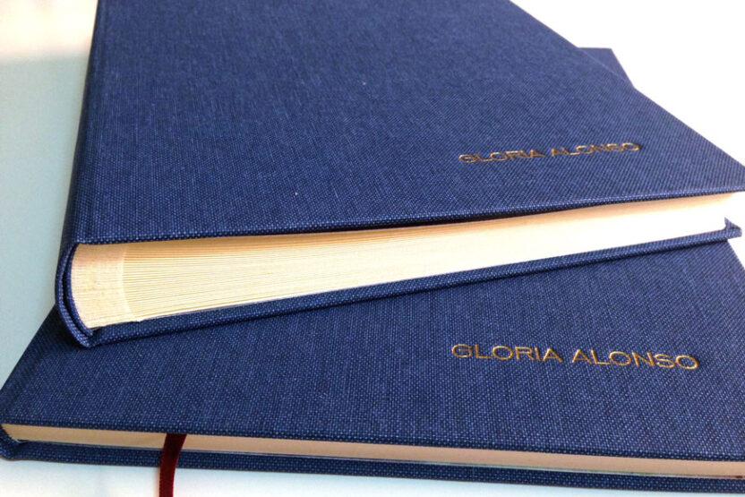 Libro de Firmas + Álbum de Fotos 75 Aniversario