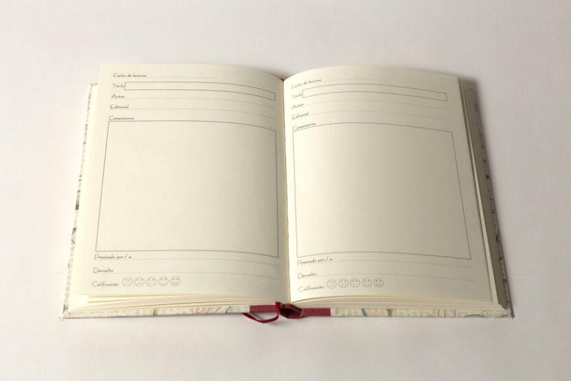 Cuaderno de Lectura Interior