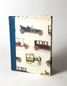 Cuaderno de Lectura Coches