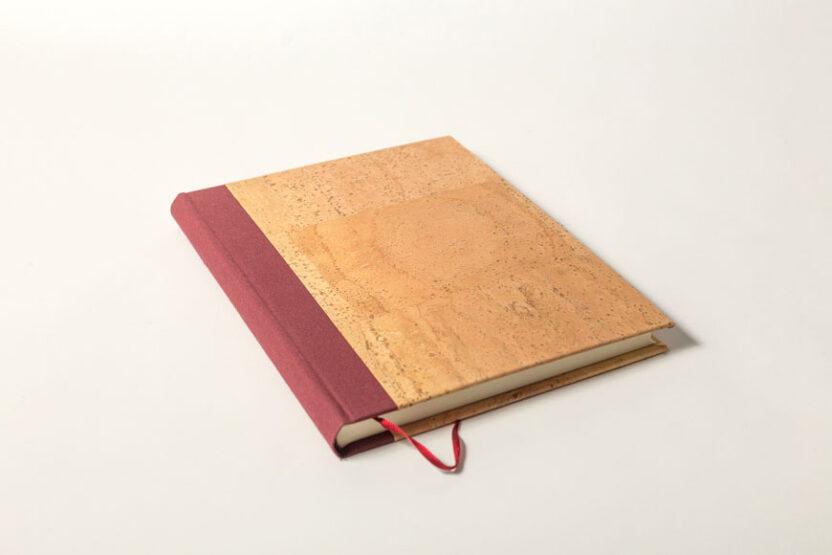 Cuaderno de Vinos Corcho