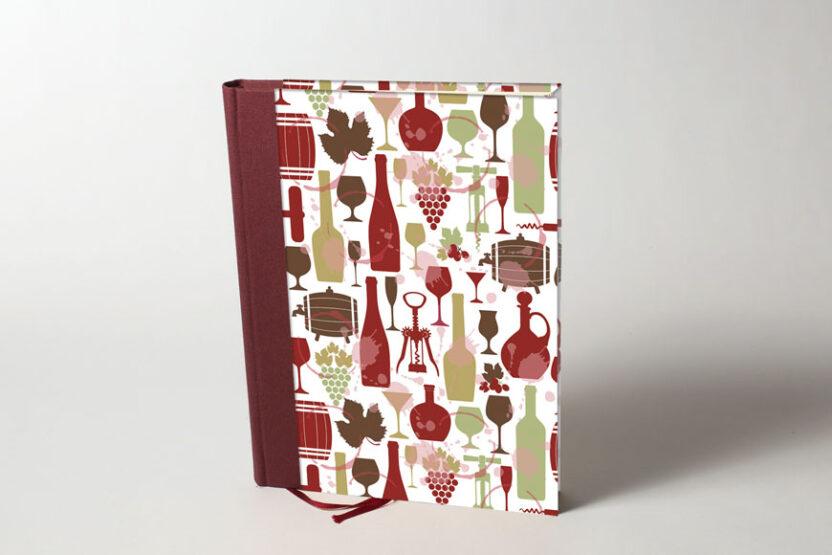 Cuaderno de Vinos Mix
