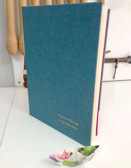 Libro de Testigos de Boda