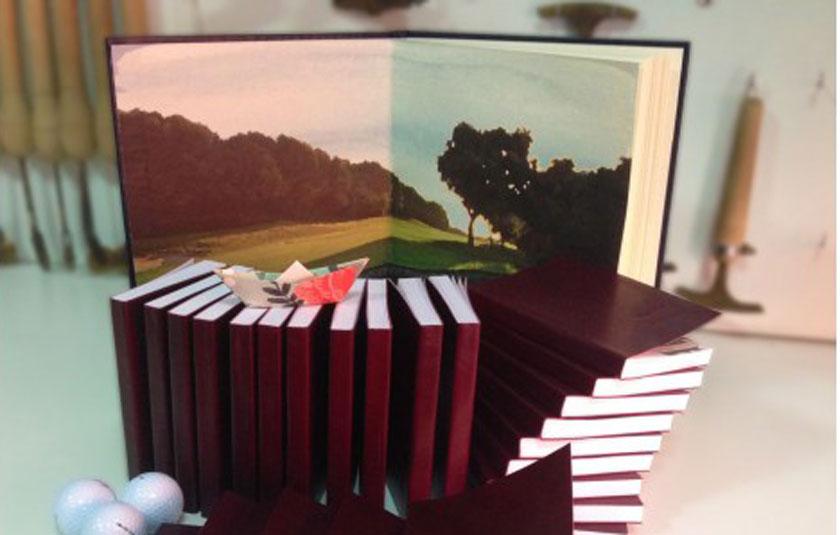 Libros Personalizados de Golf