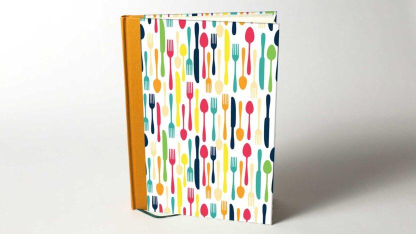 Cuaderno Cocina Cubiertos