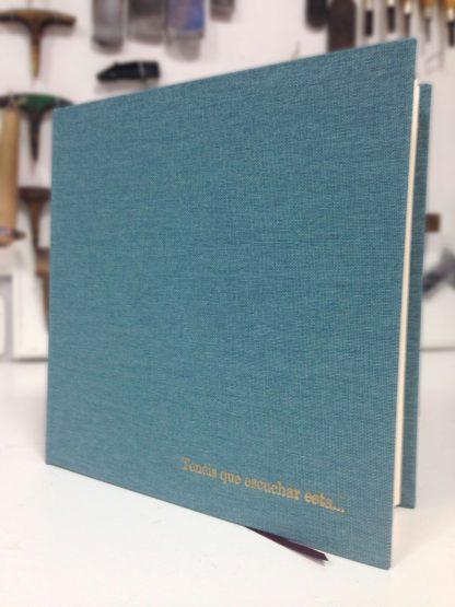 Libro de Firmas Yoyo Coldplay 2