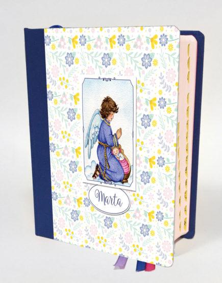 Biblia Ángel Primavera