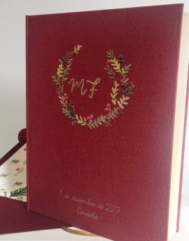 libro testigos maria y francisco
