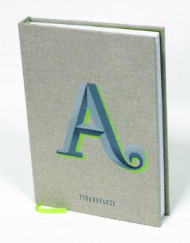 Cuaderno letra A